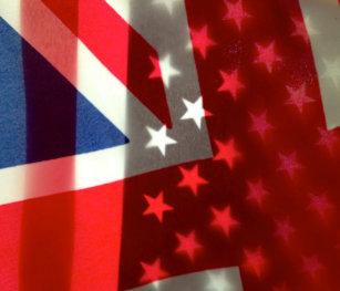 447aa2945c Moletom Bandeiras de Inglaterra e de EUA