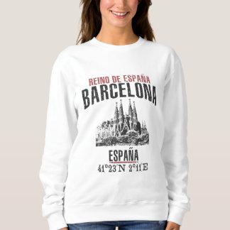 Moletom Barcelona