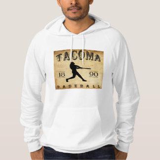 Moletom Basebol 1890 de Tacoma Washington