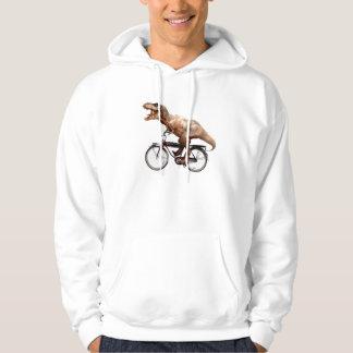 Moletom Bicicleta da equitação de Trex