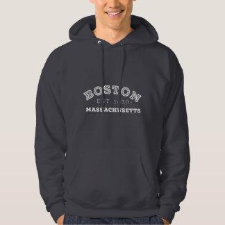 Moletom Boston Massachusetts