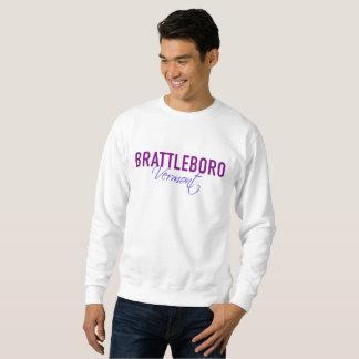 Moletom Brattleboro, camisola de Vermont