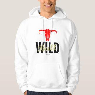 Moletom Bull selvagem por VIMAGO