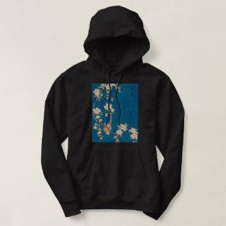 Moletom Bullfinch de Hokusai e arte Weeping de GalleryHD