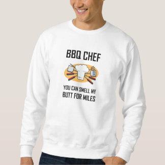 Moletom Bumbuns do cheiro do cozinheiro chefe do CHURRASCO