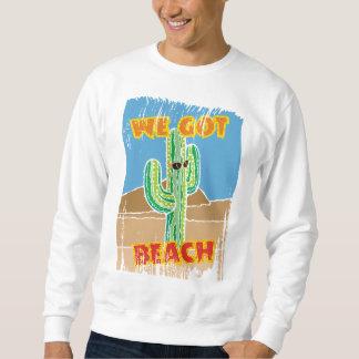 Moletom Cacto do sudoeste engraçado do deserto nós