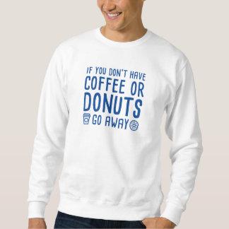 Moletom Café ou rosquinhas