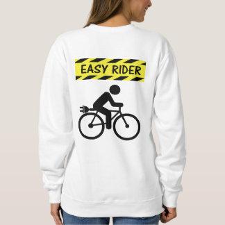 """Moletom """"Camisas de suor do ciclismo do ebike do cavaleiro"""