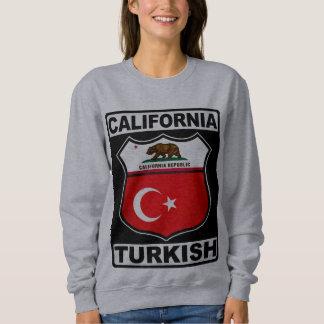 Moletom Camisola americana turca de Califórnia