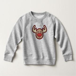 Moletom Camisola bonito e simples da rena | de Rudolf