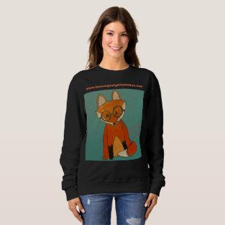 Moletom Camisola do Fox de Betty (estilos & cores
