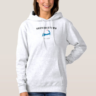 Moletom Camisola do Hoodie de Provincetown Massachusetts,