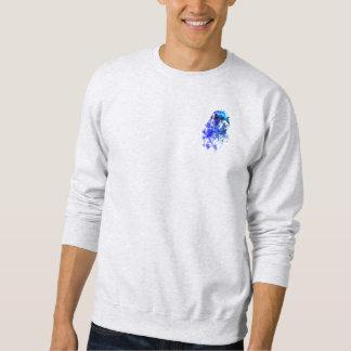 Moletom Camisola do logotipo do Splatter de Newfoundlands