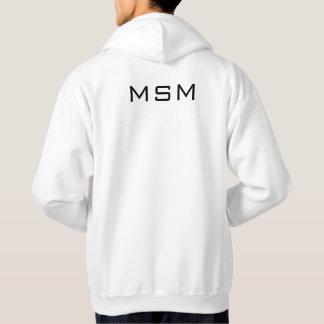 Moletom Camisola encapuçado de MSM