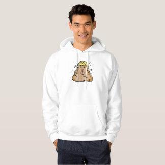 Moletom camisola encapuçado do hoodie dos homens de Donald