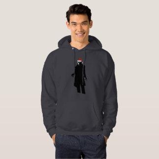 Moletom camisola encapuçado do hoodie dos homens do xmas