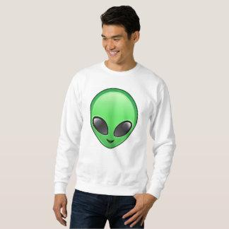 Moletom camisola estrangeira dos homens do emoji