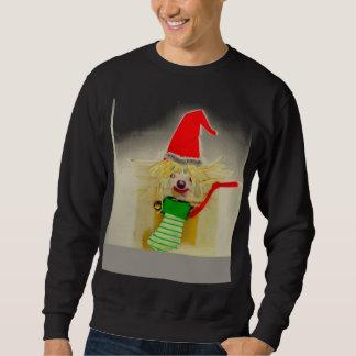 Moletom camisola feia da camisola do Natal