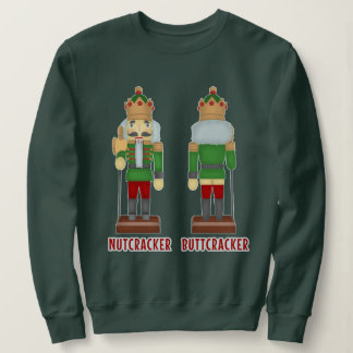 Moletom Camisola feia do Natal do humor engraçado do Xmas