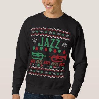 Moletom Camisola feia do Natal do jogador do jazz