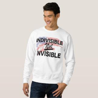 Moletom Camisola nao invisível indivisível