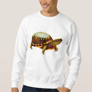 Moletom Camisola oriental amigável da tartaruga de caixa