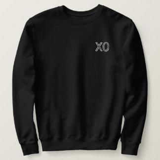 Moletom Camisola preta de XO