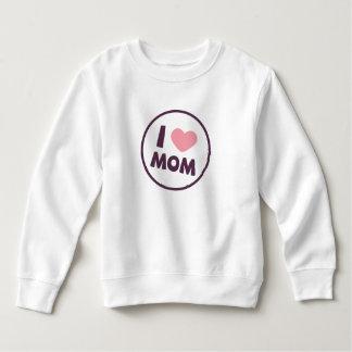 Moletom Camisola simples do dia das mães | da mamã do amor