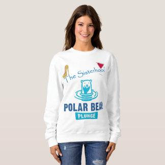 Moletom Camisolas do mergulho do urso polar da irmandade