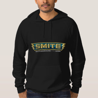 Moletom Campo de batalha do logotipo do SMITE dos deuses