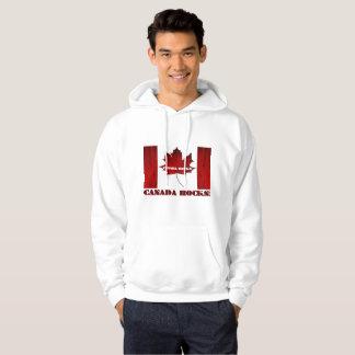 Moletom Canadá balança o Hoodie