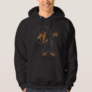 Moletom Cão de toque ligeiro da solha do Dachshund