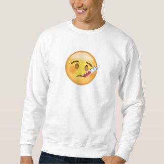 Moletom Cara com termômetro Emoji
