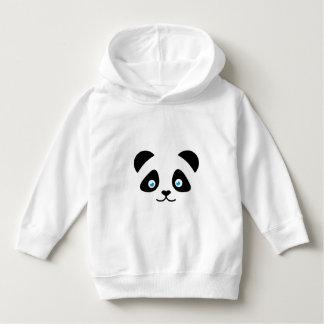 Moletom cara do urso de panda