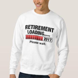 Moletom Carga 2017 da aposentadoria