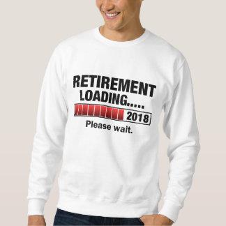 Moletom Carga 2018 da aposentadoria