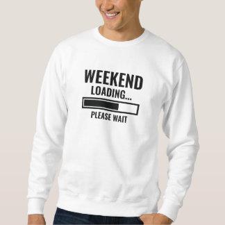 Moletom Carga do fim de semana