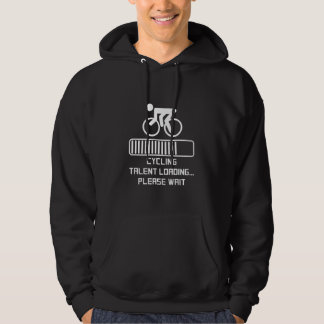 Moletom Carga do talento do ciclismo