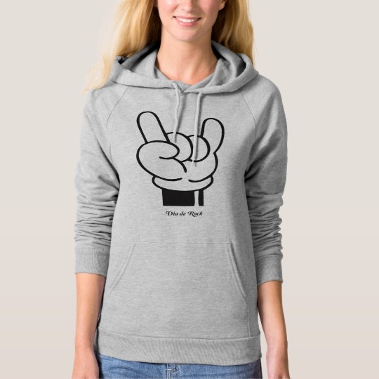 Moletom Cartoon Hand