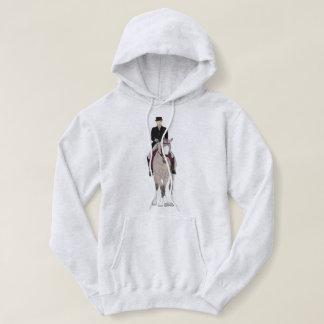 Moletom Cavalo equestre do adestramento de Grulla