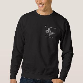 Moletom Cerca de 2000 101st camisolas da pinta do