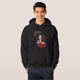 Moletom Cherry trees in the wind sweatshirt