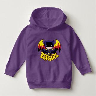 Moletom Chibi Batgirl com skyline & logotipo de Gotham