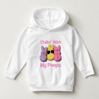 Moletom Chillin com meu hoodie das espreitadelas para