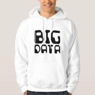 Moletom Cientista grande dos dados