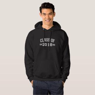Moletom Classe do Hoodie 2018