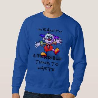 Moletom Clowny enlouqueceu o T
