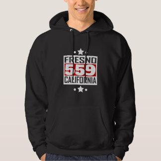 Moletom Código de área de 559 Fresno CA