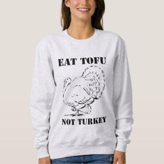 Moletom Coma a camisola do Natal do Xmas do Vegan de