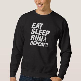 Moletom Coma a repetição do funcionamento do sono